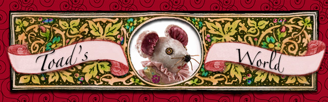 Diane Jorden's Toad's World Nutcracker Ballet Mouse